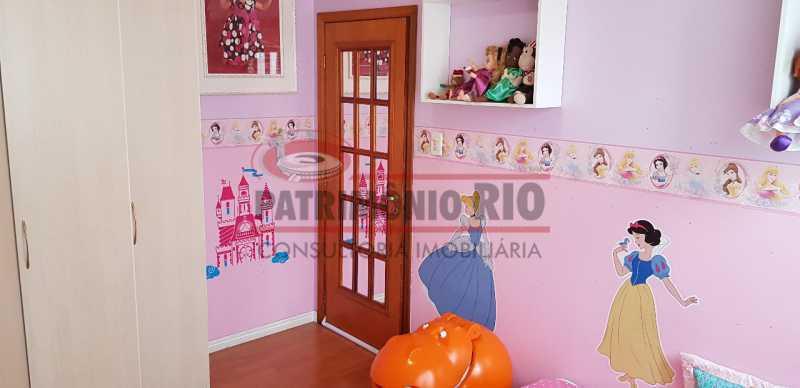 9 - Apartamento tipo casa de vila - 2qtos próximo Guanabara - PACV20086 - 10
