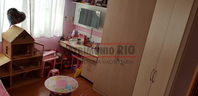 10 - Apartamento tipo casa de vila - 2qtos próximo Guanabara - PACV20086 - 11