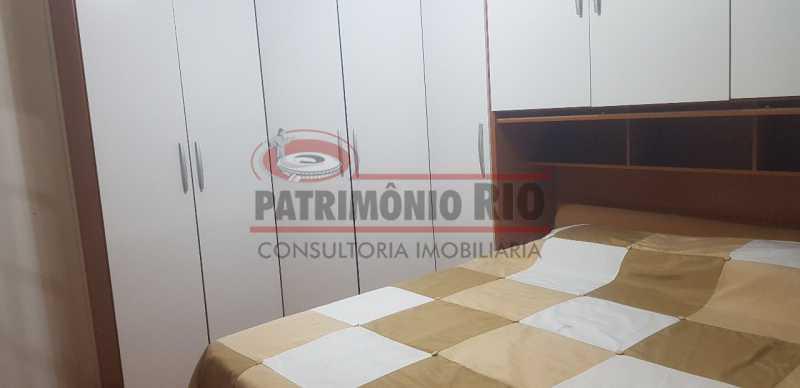 12 - Apartamento tipo casa de vila - 2qtos próximo Guanabara - PACV20086 - 13