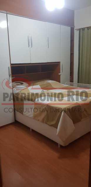 13 - Apartamento tipo casa de vila - 2qtos próximo Guanabara - PACV20086 - 14