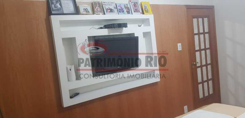 14 - Apartamento tipo casa de vila - 2qtos próximo Guanabara - PACV20086 - 15