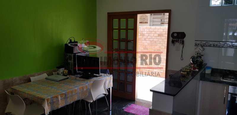 18 - Apartamento tipo casa de vila - 2qtos próximo Guanabara - PACV20086 - 19
