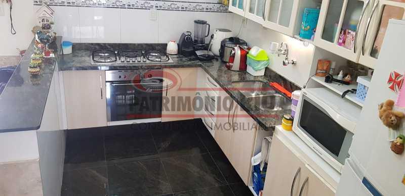 23 - Apartamento tipo casa de vila - 2qtos próximo Guanabara - PACV20086 - 24