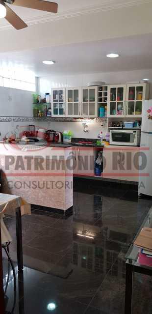 27 - Apartamento tipo casa de vila - 2qtos próximo Guanabara - PACV20086 - 28