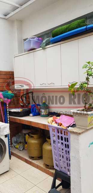 28 - Apartamento tipo casa de vila - 2qtos próximo Guanabara - PACV20086 - 29