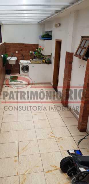 29 - Apartamento tipo casa de vila - 2qtos próximo Guanabara - PACV20086 - 30