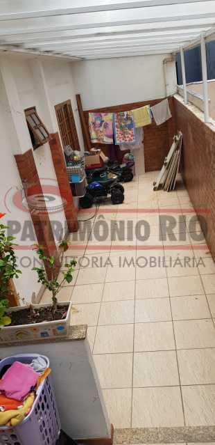 30 - Apartamento tipo casa de vila - 2qtos próximo Guanabara - PACV20086 - 31
