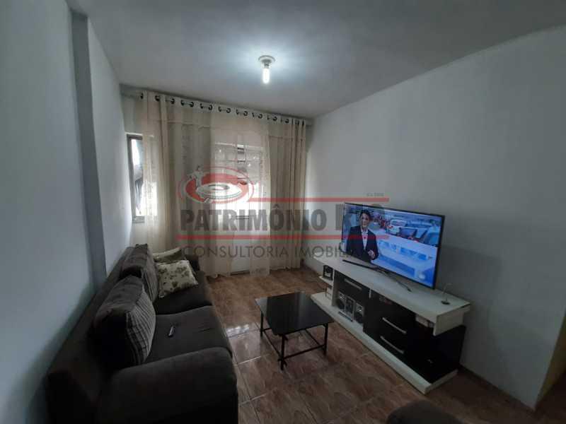 1 2 - Apartamento 2quartos elevador Centro de Caxias - PAAP23552 - 1