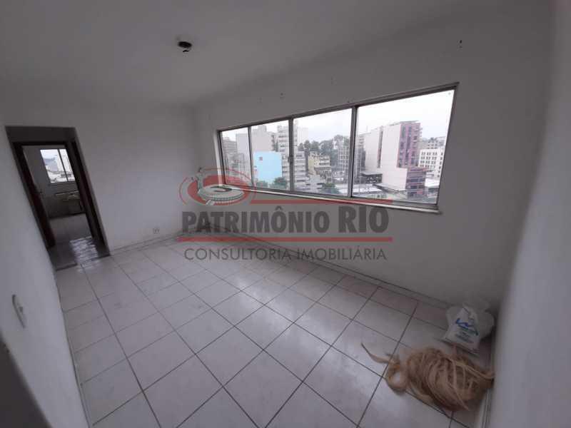 1 2 - Centro de Duque de Caxias Apartamento 2quartos elevador - PAAP23553 - 1