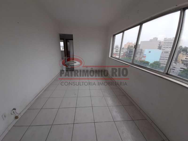 2 2 - Centro de Duque de Caxias Apartamento 2quartos elevador - PAAP23553 - 3