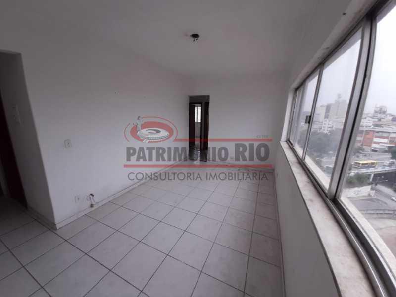3 - Centro de Duque de Caxias Apartamento 2quartos elevador - PAAP23553 - 4