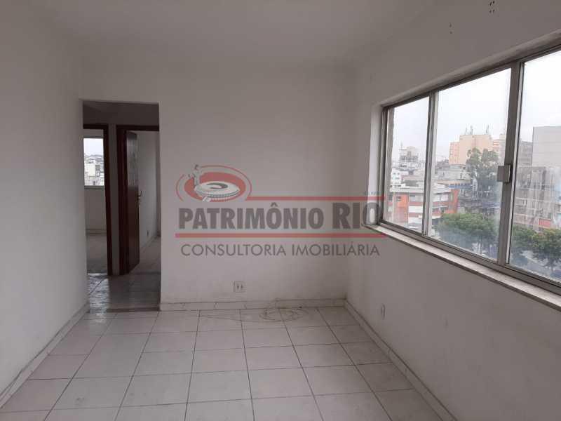 4 2 - Centro de Duque de Caxias Apartamento 2quartos elevador - PAAP23553 - 5