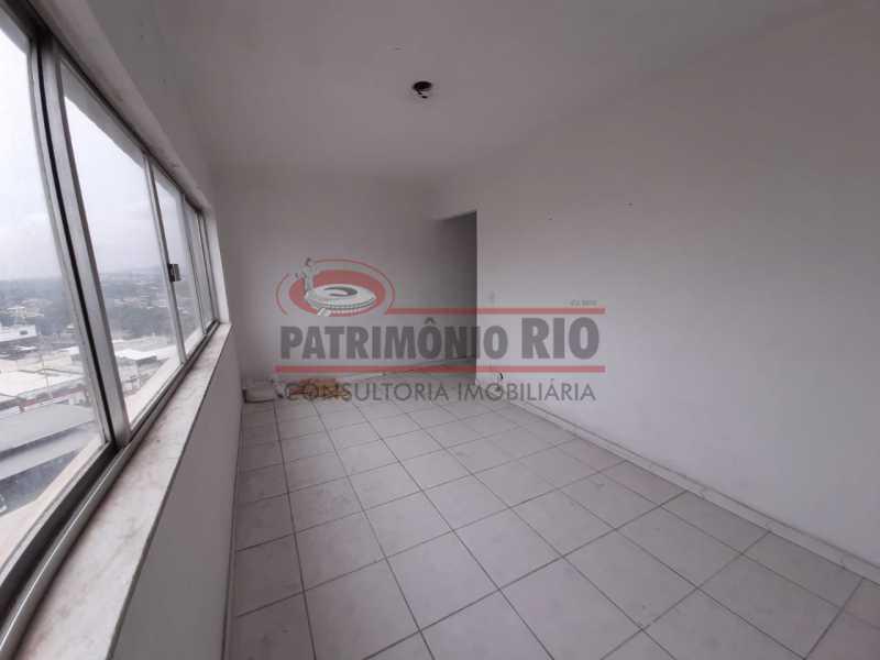 5 2 - Centro de Duque de Caxias Apartamento 2quartos elevador - PAAP23553 - 6