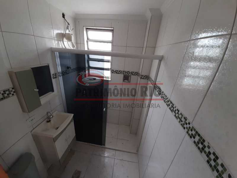 11 2 - Centro de Duque de Caxias Apartamento 2quartos elevador - PAAP23553 - 12