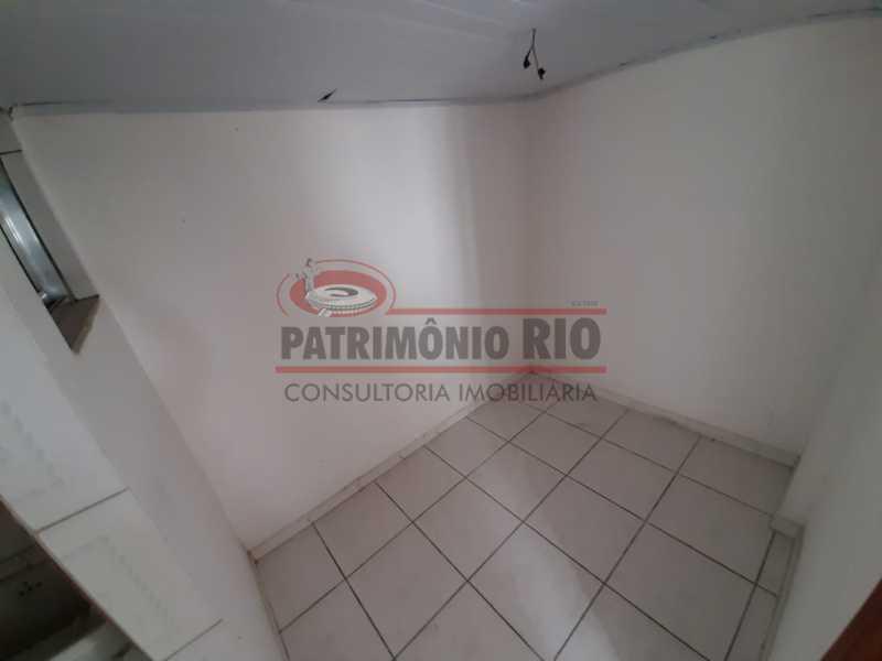 15 3 - Centro de Duque de Caxias Apartamento 2quartos elevador - PAAP23553 - 16