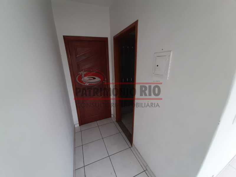 20 - Centro de Duque de Caxias Apartamento 2quartos elevador - PAAP23553 - 21
