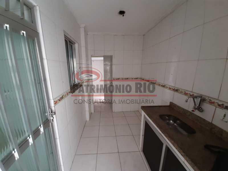 22 - Centro de Duque de Caxias Apartamento 2quartos elevador - PAAP23553 - 23