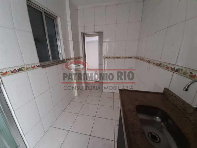 23 - Centro de Duque de Caxias Apartamento 2quartos elevador - PAAP23553 - 24