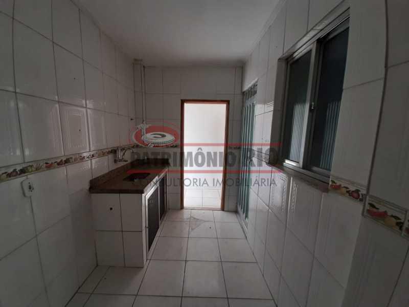 24 - Centro de Duque de Caxias Apartamento 2quartos elevador - PAAP23553 - 25