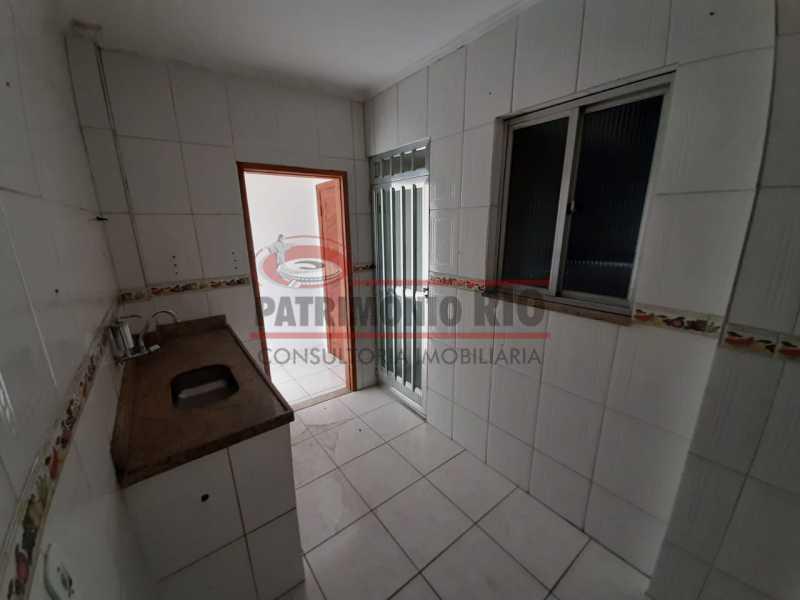 25 - Centro de Duque de Caxias Apartamento 2quartos elevador - PAAP23553 - 26