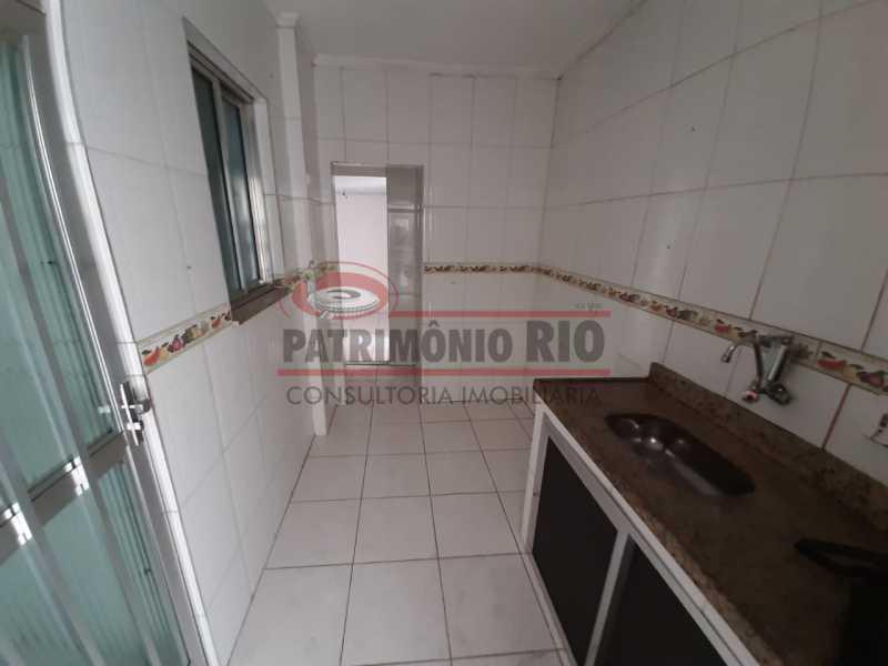 26 2 - Centro de Duque de Caxias Apartamento 2quartos elevador - PAAP23553 - 27