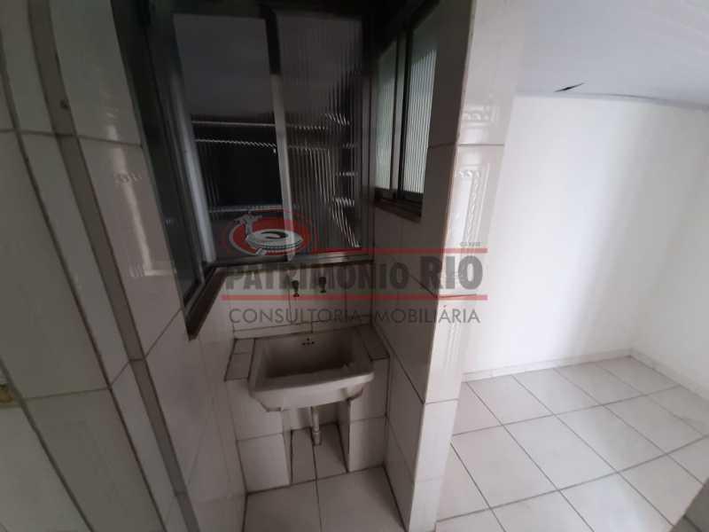 27 - Centro de Duque de Caxias Apartamento 2quartos elevador - PAAP23553 - 28