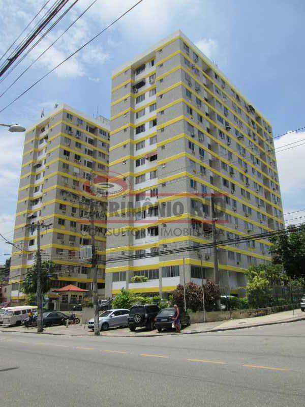 IMG_6750 - Apartamento 2quartos com garagem - PAAP23560 - 1