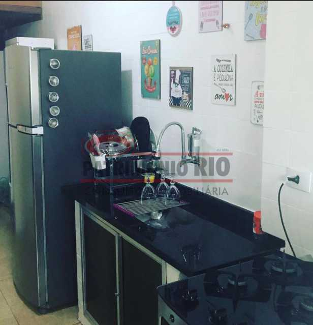WhatsApp Image 2020-02-07 at 1 - Apartamento reformado e mobiliado. - PAAP23564 - 8