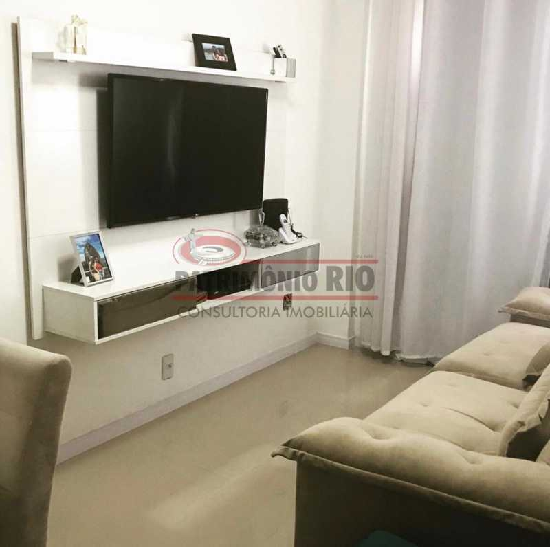 WhatsApp Image 2020-02-07 at 1 - Apartamento reformado e mobiliado. - PAAP23564 - 1