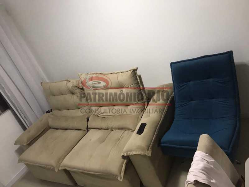 WhatsApp Image 2020-02-07 at 1 - Apartamento reformado e mobiliado. - PAAP23564 - 4