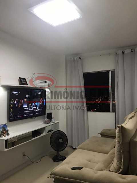 3. - Apartamento reformado e mobiliado. - PAAP23564 - 16