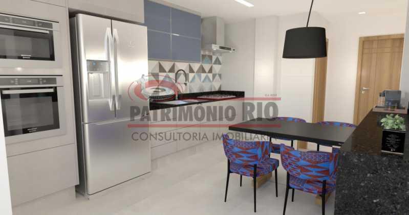 fotos-4[2] - Espetacular Apartamento, 2quartos suíte - semi luxo - Gloria - PAAP23573 - 4