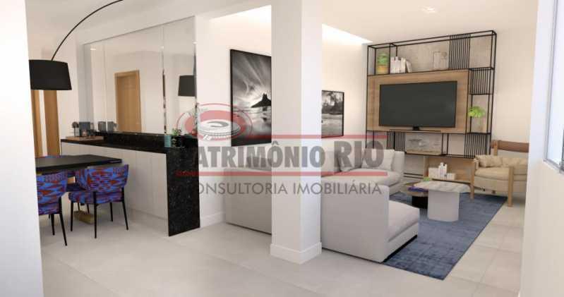 fotos-5[1] - Espetacular Apartamento, 2quartos suíte - semi luxo - Gloria - PAAP23573 - 5