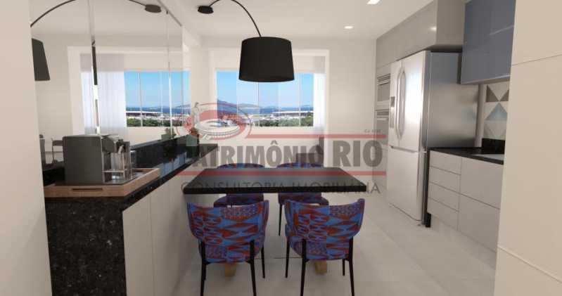 fotos-6[1] - Espetacular Apartamento, 2quartos suíte - semi luxo - Gloria - PAAP23573 - 6