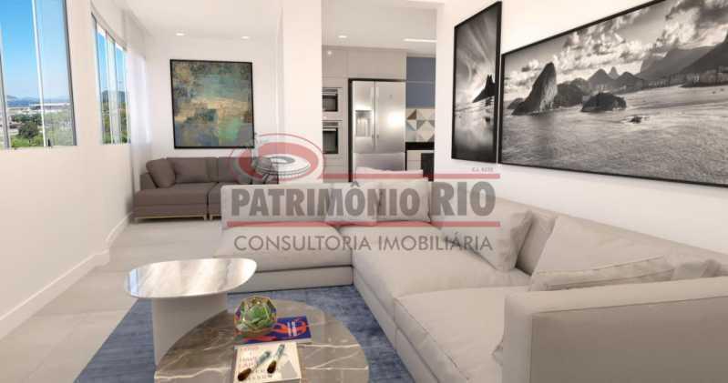 fotos-7[2] - Espetacular Apartamento, 2quartos suíte - semi luxo - Gloria - PAAP23573 - 7