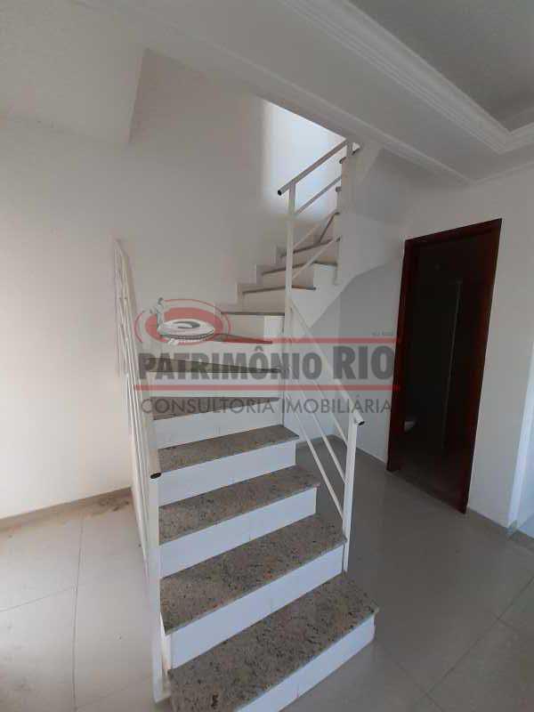 20200619_161933 - Casa Duplex, semi - luxo, 2quartos- 1 locação - Irajá - PACN20105 - 4