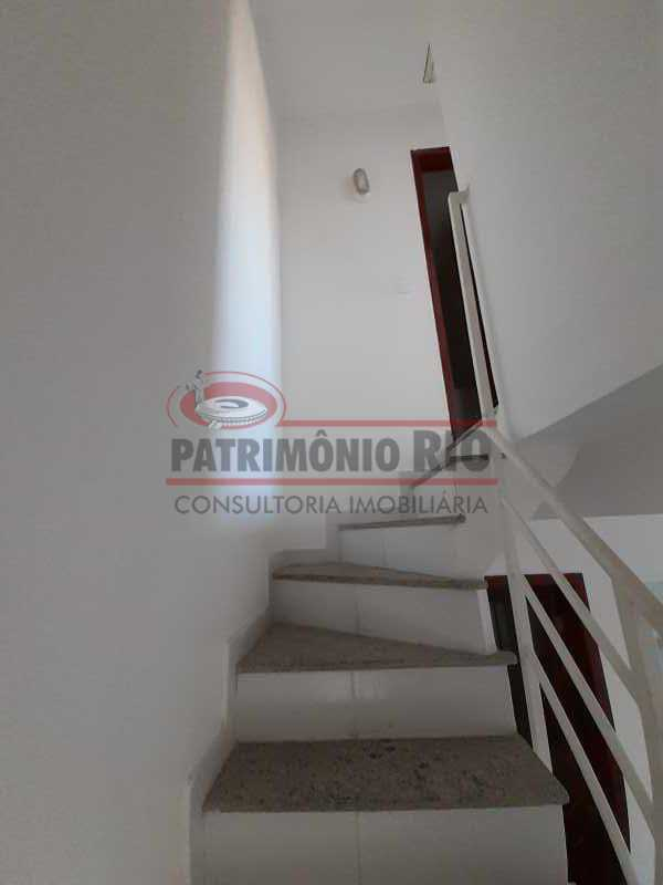 20200619_161943 - Casa Duplex, semi - luxo, 2quartos- 1 locação - Irajá - PACN20105 - 5