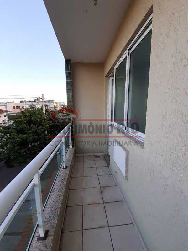 20200619_162049 - Casa Duplex, semi - luxo, 2quartos- 1 locação - Irajá - PACN20105 - 3