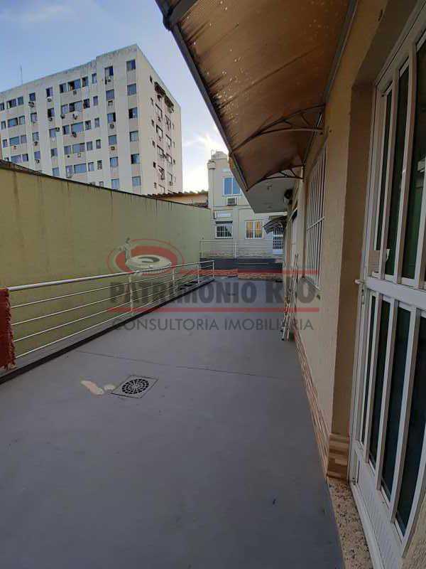 20200619_162341 - Casa Duplex, semi - luxo, 2quartos- 1 locação - Irajá - PACN20105 - 23