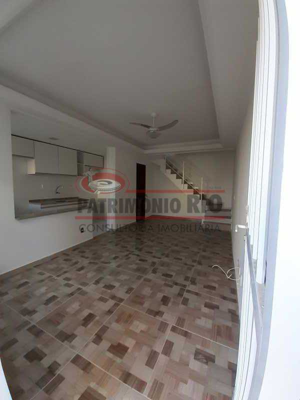 20200619_155329 - Casa Duplex, semi - luxo, 2quartos - primeira locação - Irajá - PACN20107 - 8