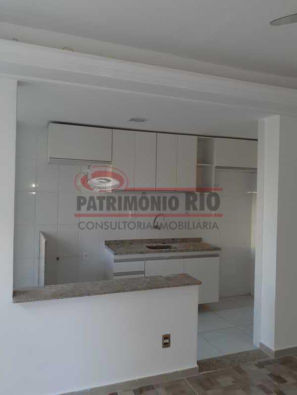 20200619_155438 - Casa Duplex, semi - luxo, 2quartos - primeira locação - Irajá - PACN20107 - 9