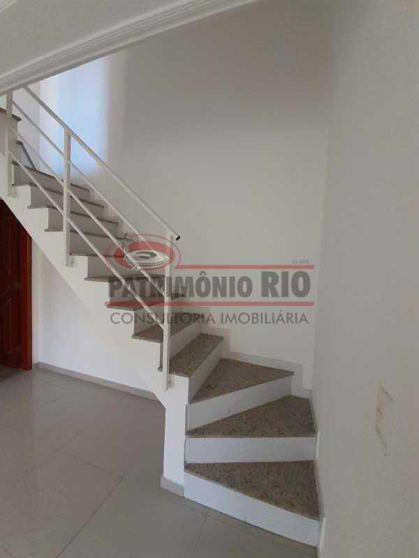 20200619_160750 - Casa Duplex, semi - luxo, 2quartos - primeira locação - Irajá - PACN20108 - 11