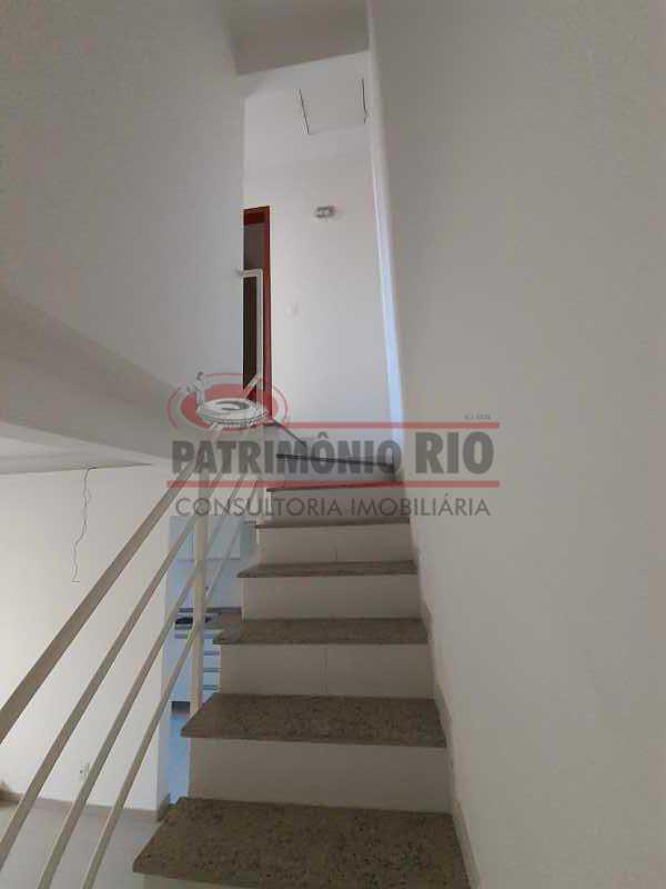 20200619_160822 - Casa Duplex, semi - luxo, 2quartos - primeira locação - Irajá - PACN20108 - 12