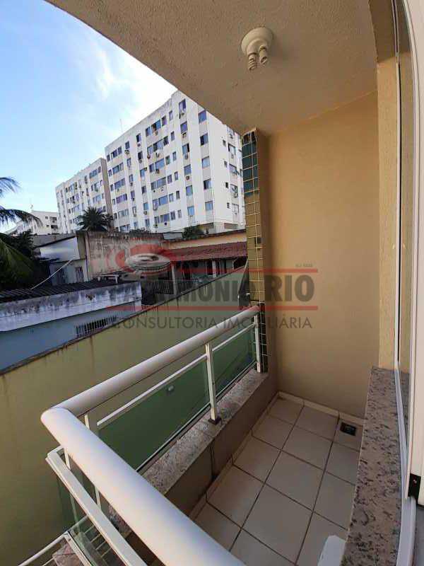 20200619_161114 - Casa Duplex, semi - luxo, 2quartos - primeira locação - Irajá - PACN20108 - 21