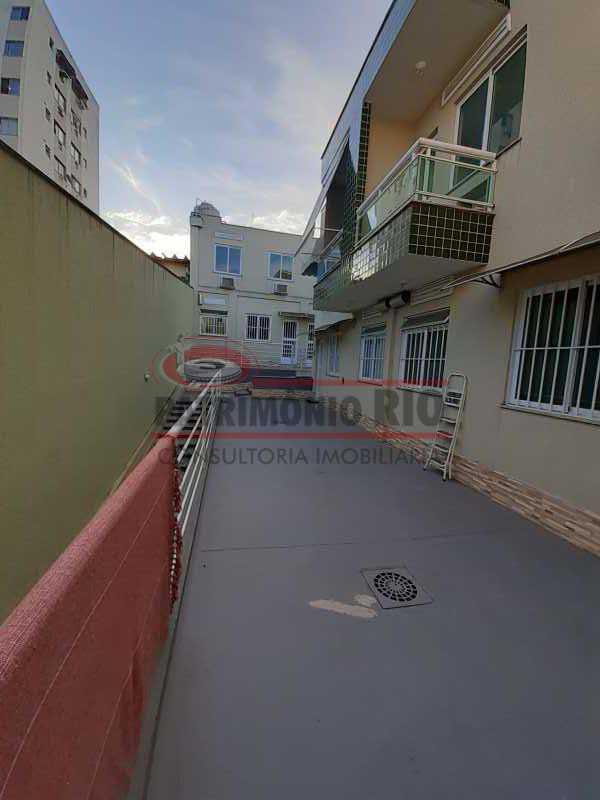 20200619_162349 - Casa Duplex, semi - luxo, 2quartos - primeira locação - Irajá - PACN20108 - 7