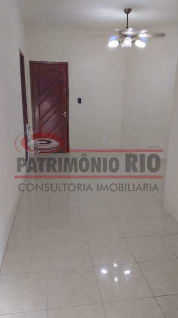 2 - Apartamento Vaz Lobo, 2qtos, varanda, vaga escriturada, prédio com elevador e financiando. - PAAP23578 - 1