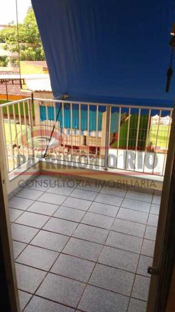 3 - Apartamento Vaz Lobo, 2qtos, varanda, vaga escriturada, prédio com elevador e financiando. - PAAP23578 - 4