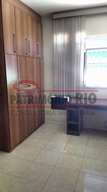 4 - Apartamento Vaz Lobo, 2qtos, varanda, vaga escriturada, prédio com elevador e financiando. - PAAP23578 - 9