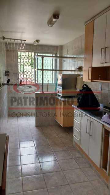 5 - Apartamento Vaz Lobo, 2qtos, varanda, vaga escriturada, prédio com elevador e financiando. - PAAP23578 - 16