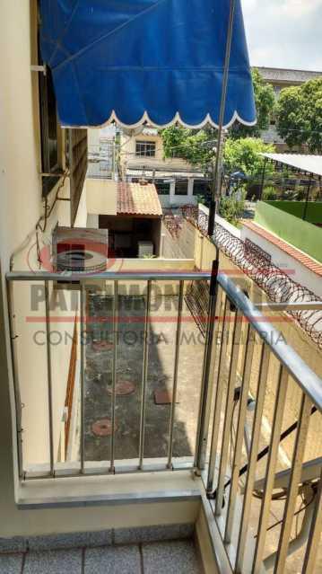 6 - Apartamento Vaz Lobo, 2qtos, varanda, vaga escriturada, prédio com elevador e financiando. - PAAP23578 - 5